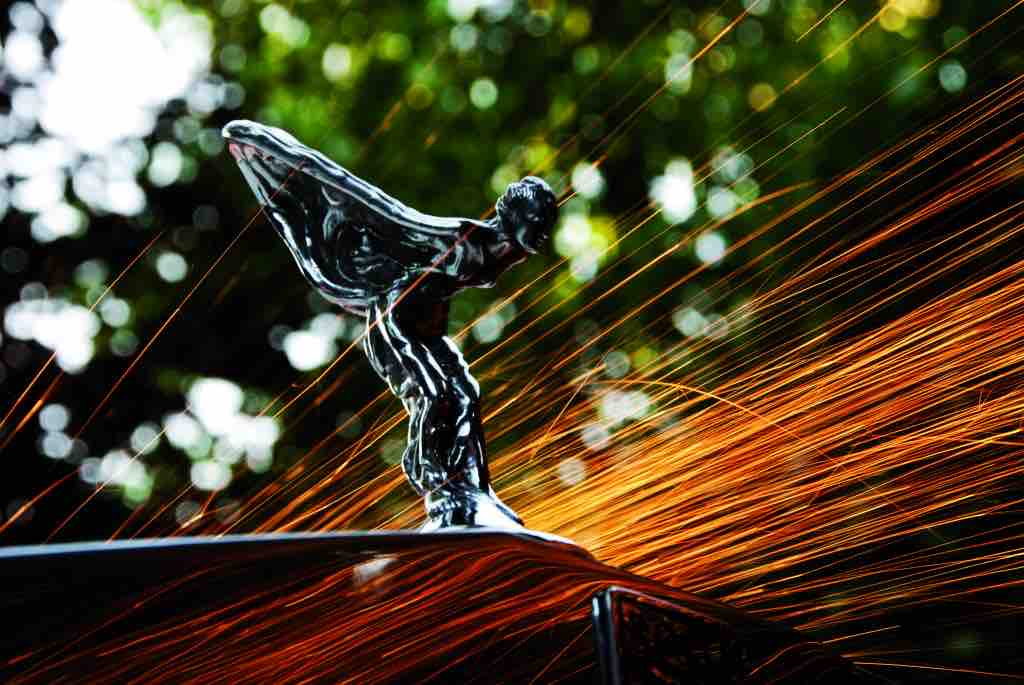 Spirit of Ecstasy III