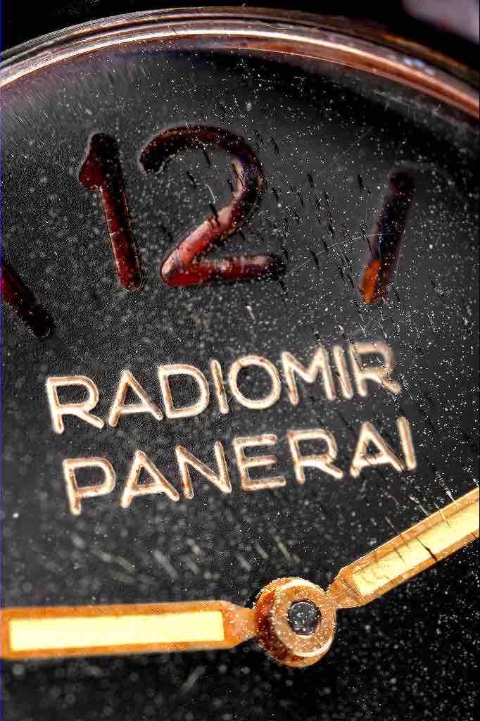 Vintage Panerai - Radiomir 1940s - II